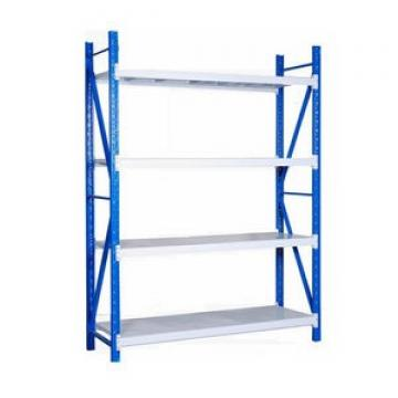 Customizable steel pallet rack systems for heavy duty storage use