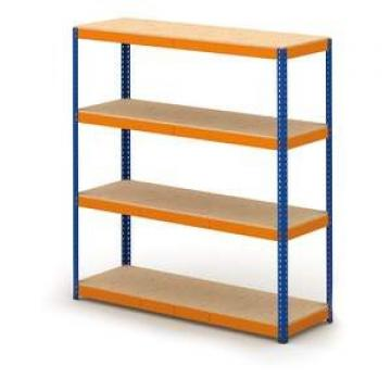 Heavy duty rack storage rack system