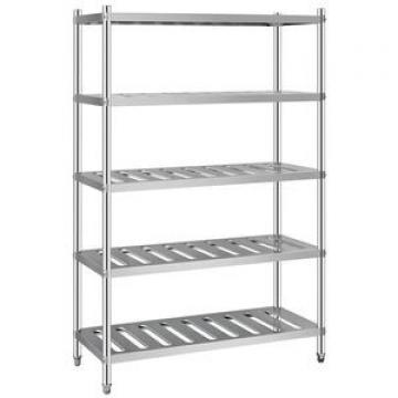 FOSHAN made 304 stainless steel warehouse Shelving storage holders pallet shelving
