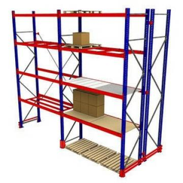Heavy Duty Double Deep Pallet Racking System for Industrial Storage