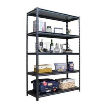 Heavy duty warehouse rack industrial cold-rolled steel racking storage shelf rack
