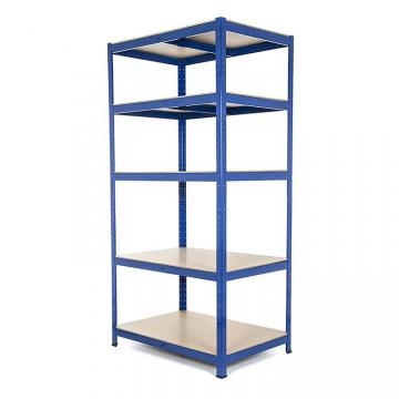 RH-AS120-50200 1200*500*2000mm slotted angle shelving system angle iron shelving