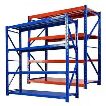 Hot Selling Qualified adjustable 6 shelf stainless steel metal display & storage shelving rack