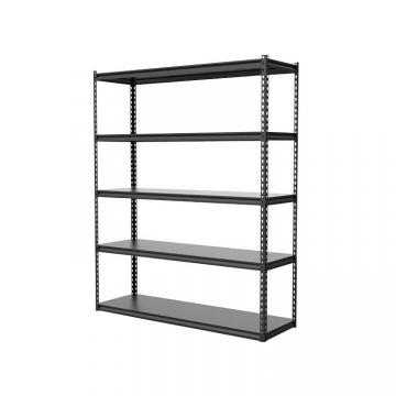 Adjustable Warehouse Polished Stainless Steel Shelve