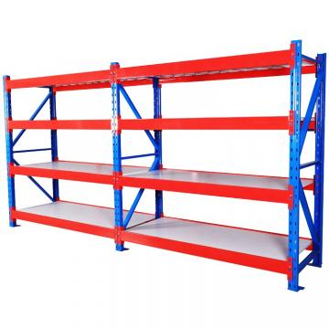 Metal Adjustable Heavy Storage Warehouse Rack / Heavy-duty Warehouse Shelving