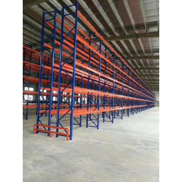 Cold-rolled Steel medium duty warehouse sheet metal storage rack/warehouse racking system
