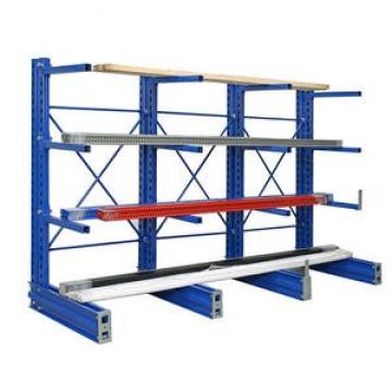 Heavy duty cantilever steel coil /pipe/cable reel storage rack