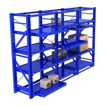 Heavy Duty Garage adjustable mobile warehouse supermarket modular shelving system