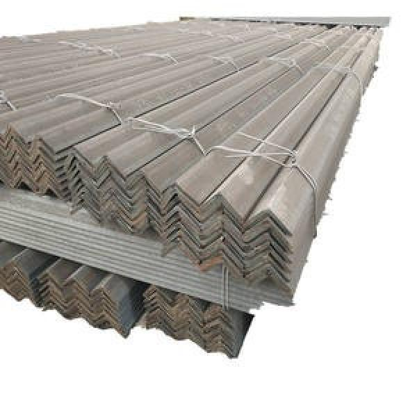 Q235B HOT ROLLED MILD STEEL ANGLE Hot rolled hot dip galvanized perforated angle iron metal mild equal steel angle bar