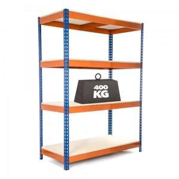 Heavy Duty Selective Pallet Racking for Industrial Warehouse Storage Solutions